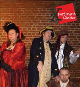 NCC Husum – eXperimenttheater gastieren mit dem Stück Piraten