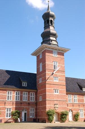 Buntes Programm beim 6. Husumer Schlossvergnügen 2012