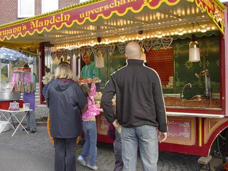Zwei Tage Pfingstmarkt in Schwabstedt
