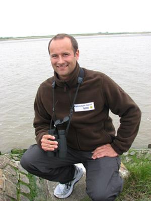 Aus der Schweiz! Neuer Nationalpark-Ranger in Dithmarschen
