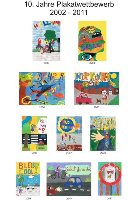 Siegerehrung des Plakatwettbewerbs im Biohotel Miramar Tönning