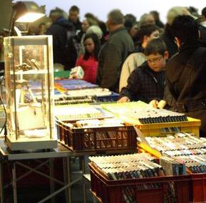 Bei Möbel Jessen – Flohmarkt für jedermann in Breklum