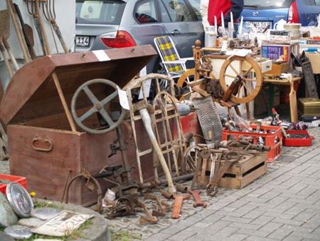 Niebüller Friesencenter lädt ein zum Riesenflohmarkt