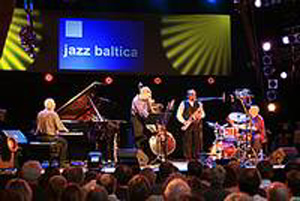 Jazz Baltica im TSBW Husum: David Friedman und Peter Weniger Duo & JazzBaltica Ensemble