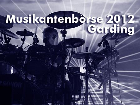 Countdown zur Musikantenbörse 2012 in Garding