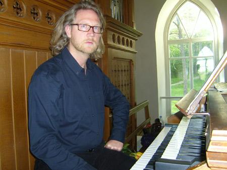 Orgelkonzert in Tönning mit Kai Krakenberg