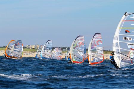 Volvo Surf Cup 2012 auf Sylt gestartet