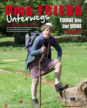 """Comedy-Kabarett: """"OMA FRIEDA"""" kommt nach Langenhorn"""
