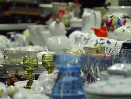 Sommer-Flohmarkt in Breklum