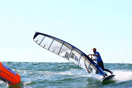 Westerland – Sylt – Deutsche Windsurfing Meisterschaften 2012: Kördel gewinnt