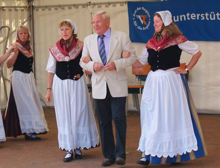 Bildergalerie Sommerfest in Langenhorn 2012