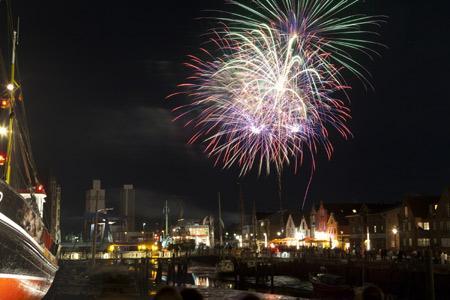 Erst feste Kontakte knüpfen und dann Feste feiern – HUSUM WindEnergy 2012