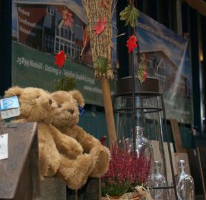 Flohmarkt ohne Gänsehaut! Riesenflohmarkt in der Niebüller Stadthalle