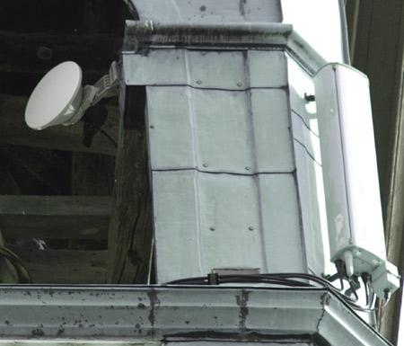 Fixes LTE – Viöl, Mildstedt, Hattstedt und Drelsdorf sind jetzt per Funk schnell im Internet