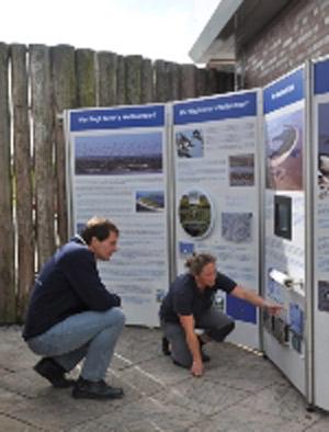 Trischen-Bake: Seehundstation Friedrichskoog mit neuen Nationalpark-Informationen