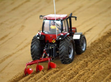 Traktorado 2012 – die große Modelltraktorenausstellung in Husum