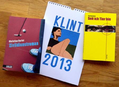 Kalenderpräsentation mit satirischer Lesung im Atelier Klint auf Sylt