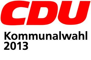 Kommunalwahl 2013 – CDU lädt nach Langenhorn ein