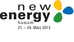 New Energy 2013 in Husum mit spannendem Programm