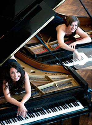 Klassik ganz lustig! Queenz of Piano im NCC Husum