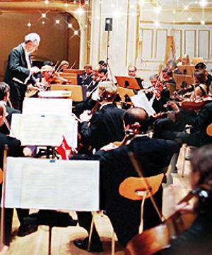 Neujahrskonzert der KlassikPhilharmonie Hamburg im NCC Husum