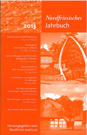 Der Jarling 2013 und das Nordfriesische Jahrbuch 2013 sind jetzt erhältlich