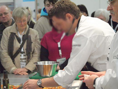 Ausbildung zum Küchemeister in Husum