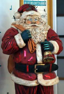 Weihnachtsliedersingen im Lütt Matten Garding
