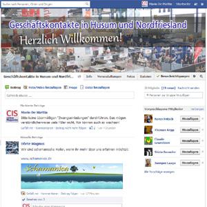 Der Norden legt los! Geschäftskontakte über Facebook finden