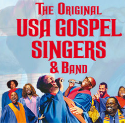 Da bebt das NCC Husum: The Original USA Gospel Singers & Band