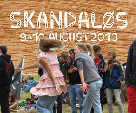 Das Skandaløs Festival geht 2013 in die zweite Runde