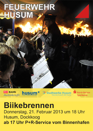 Biikebrennen und St. Petri-Tag auf Sylt – alle Termine 2013 in Nordfriesland