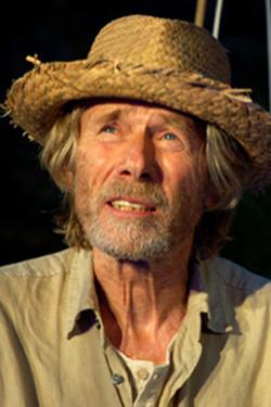 Horst Janson spielt den Alten Mann und das Meer im NCC Husum