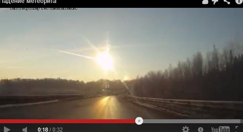 Meteorit über Russland explodiert – 400 Verletzte – schwere Schäden