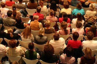 Das Publikum macht mit – Improgramm im Speicher Husum