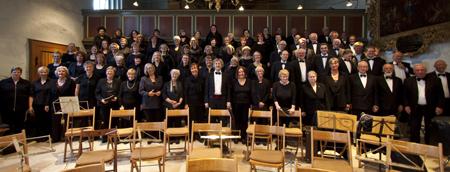 Passionskonzert des Propsteikantatenchores Eiderstedt