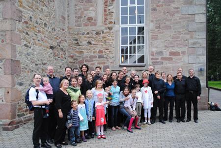 Tönning: Kleiner Chor singt im Konzert