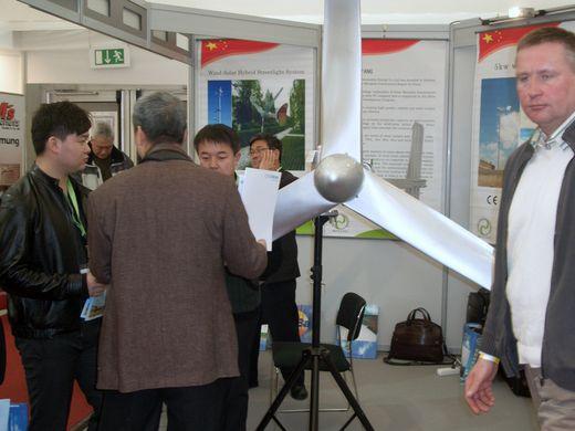 Große Bildergalerie der New Energy 2013 in Husum