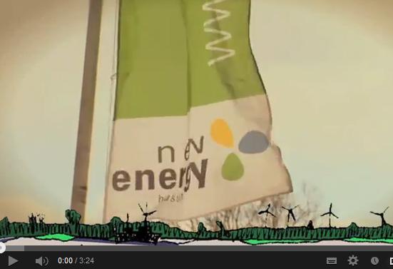 Krokusblütenkönigin zu Besuch auf der New Energy – Anschauen: Das Deichticker-Video