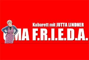 Oma Frieda – Turne bis zur Urne – wieder auf Tournee, auch in Nordfriesland