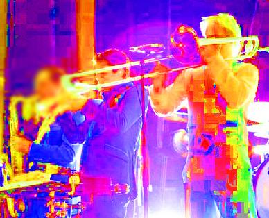Früh aufstehen! Jazzfrühschoppen mit Beatfactory im Husumer Speicher