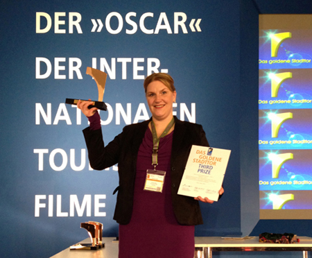 Föhr Tourismus gewinnt Das Goldene Stadttor