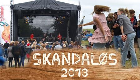 Skandaløs Festival 2013 – mehr Bands – mehr Tickets