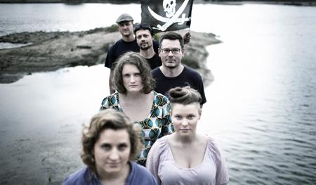 folkBALTICA in Husum im Speicher: Warsaw Village Band
