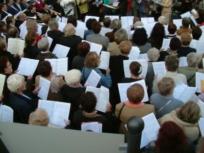 Neues Projekt des Propsteikantatenchores in Tönning