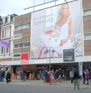 Verkaufsoffener Sonntag plus Mittelaltermarkt in Husum am 28.4.