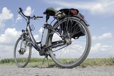 Husum für Gäste – mit dem E-Bike den Deich entlang