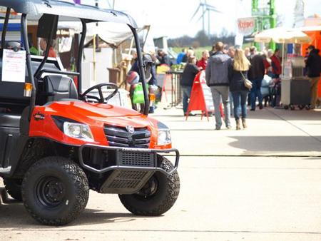 Spannend und informativ – Bilder der Regionalmesse Bredstedt 2013