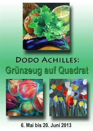 Neue Ausstellung im Bio-Hotel Miramar – Dodo Achilles zeigt ihre Ölgemälde