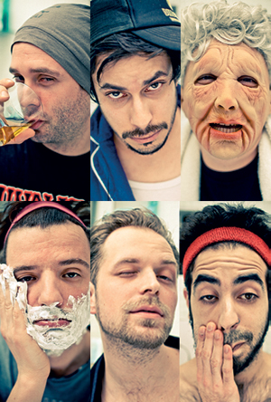 Speicher Husum: Le Fly & Eljot Quent – nun mit Liedfett